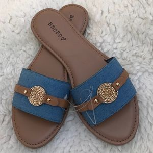 Bamboo Brand BLISS sandals